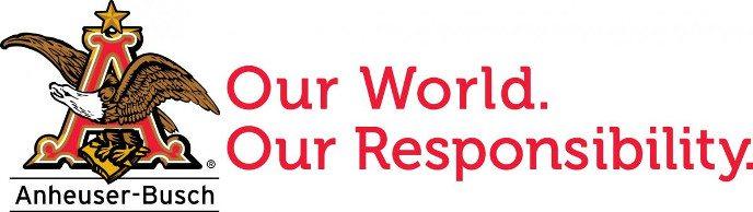Anheuser-Busch Our World Logo