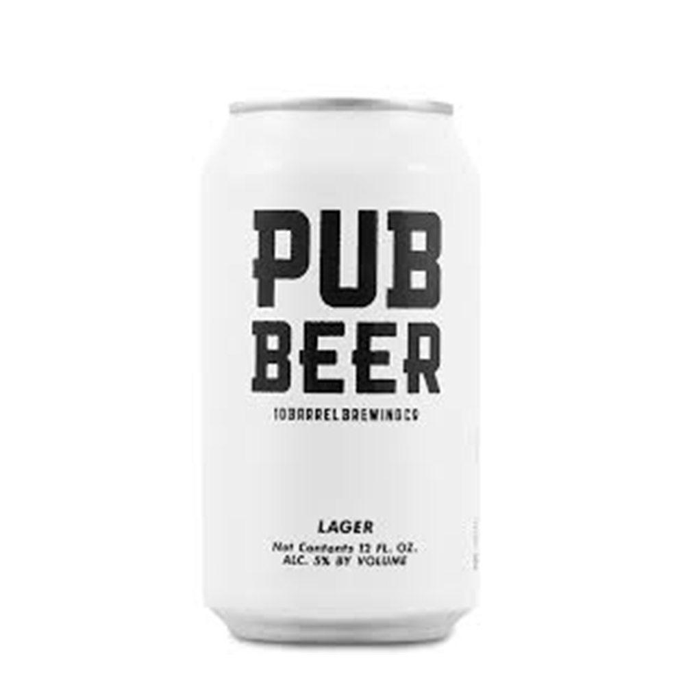 10 Barrel, PUB Beer