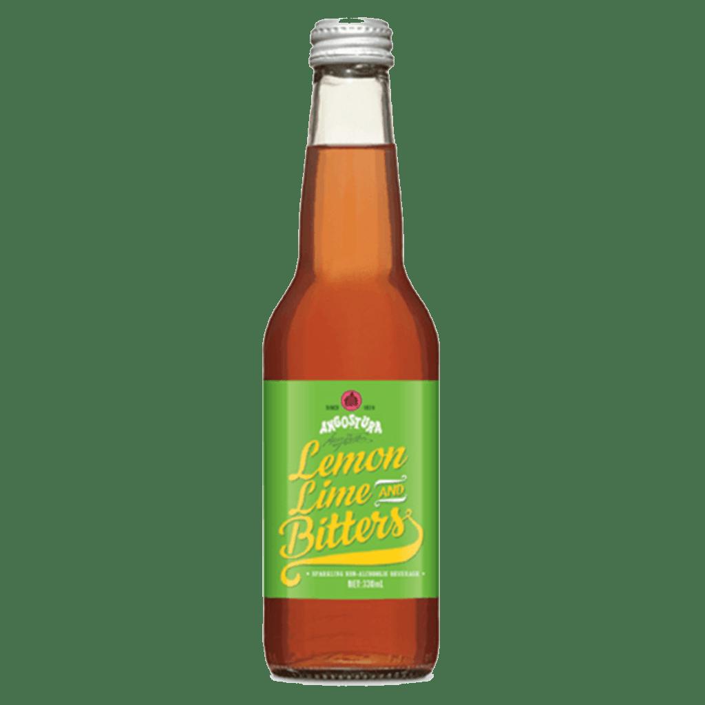 Angostura, Lemon Lime and Bitters