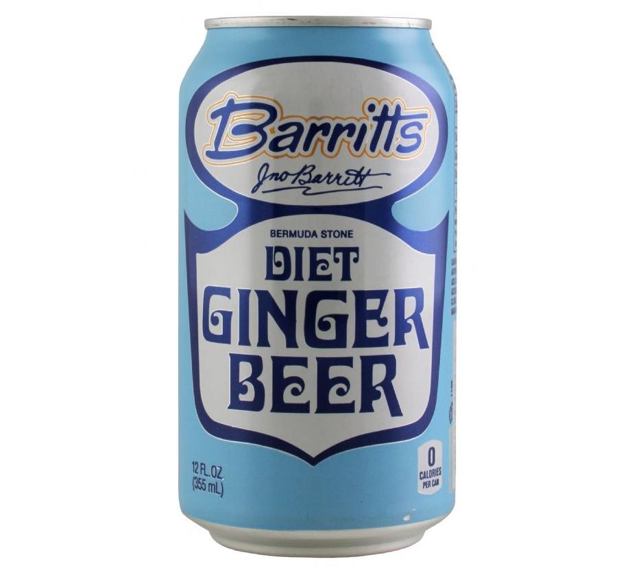 Barritts, Diet Ginger Beer