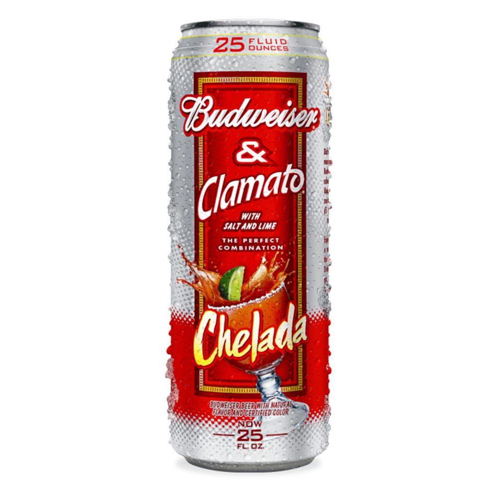 Budweiser, Chelada