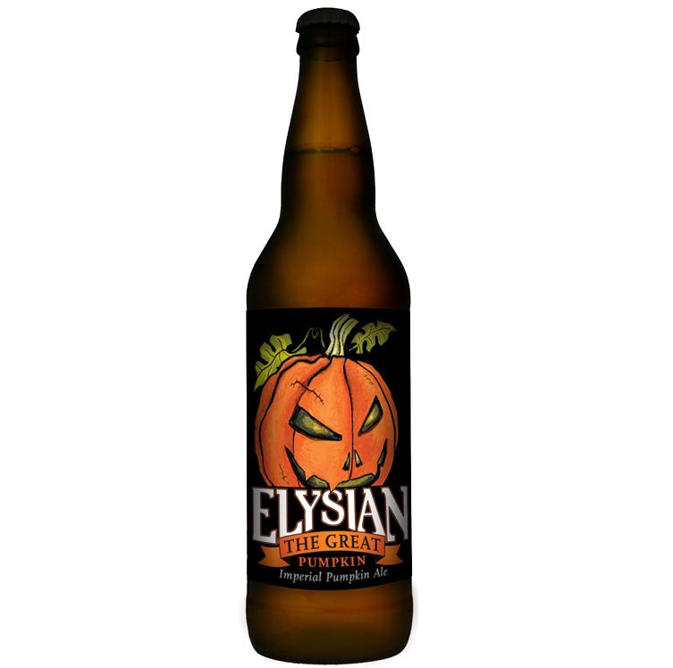 FALL: Pumpkin Ale: Elysian, The Great Pumpkin
