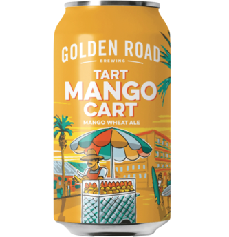 Golden Road, Tart Mango Cart