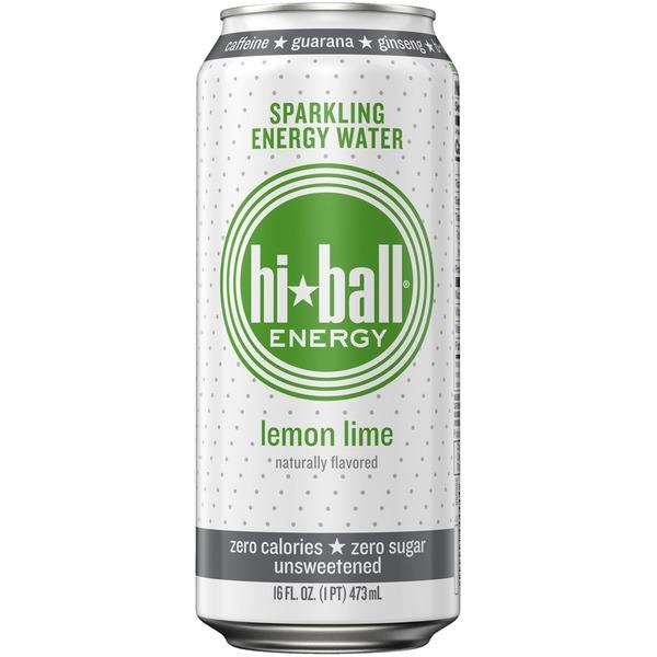 Hiball, Lemon Lime