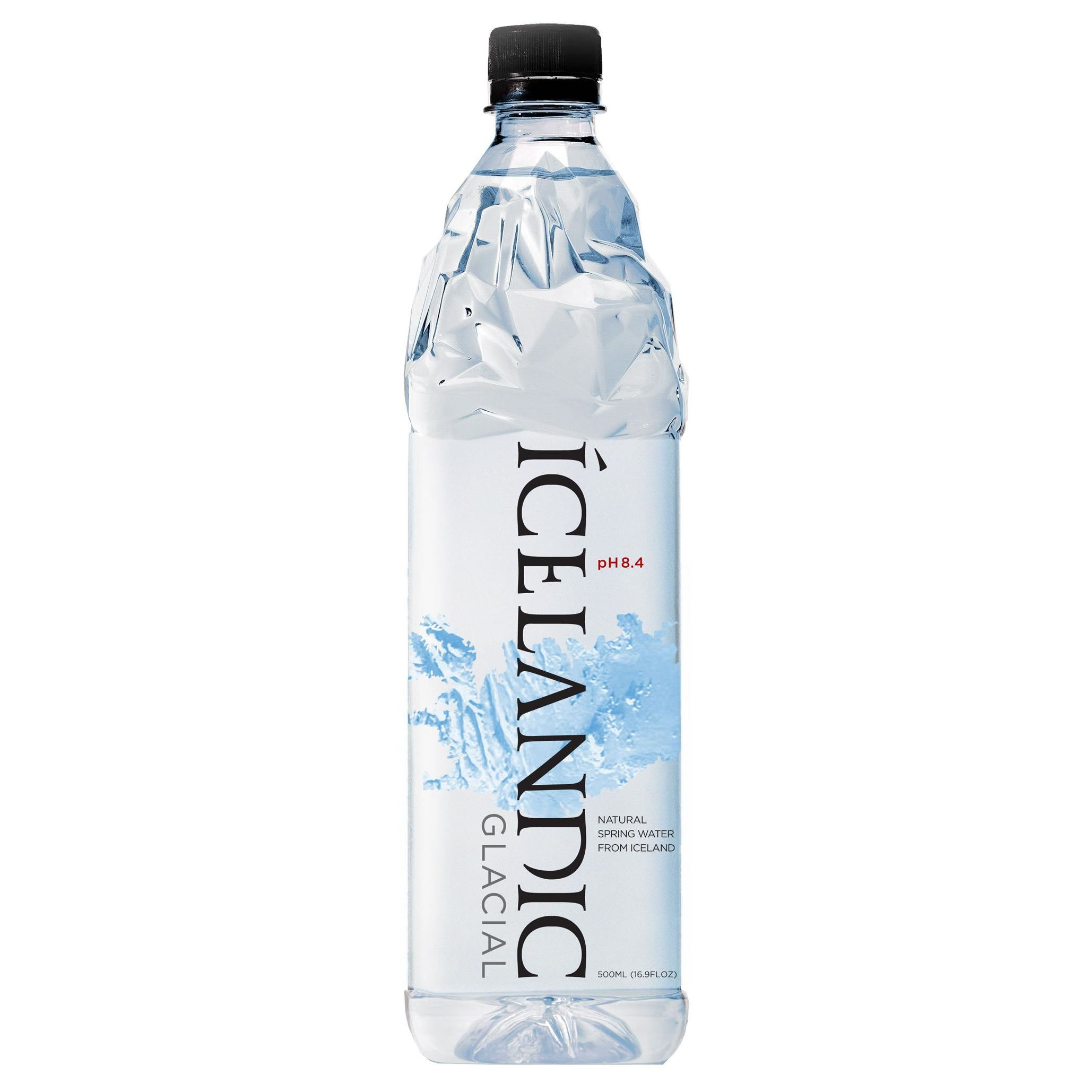 Icelandic, Glacial Water