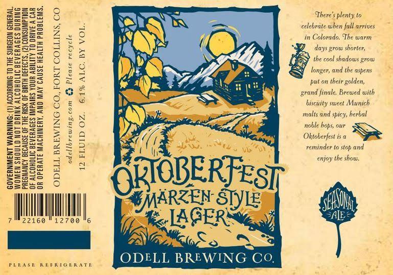 FALL: Lager: Odell, Oktoberfest