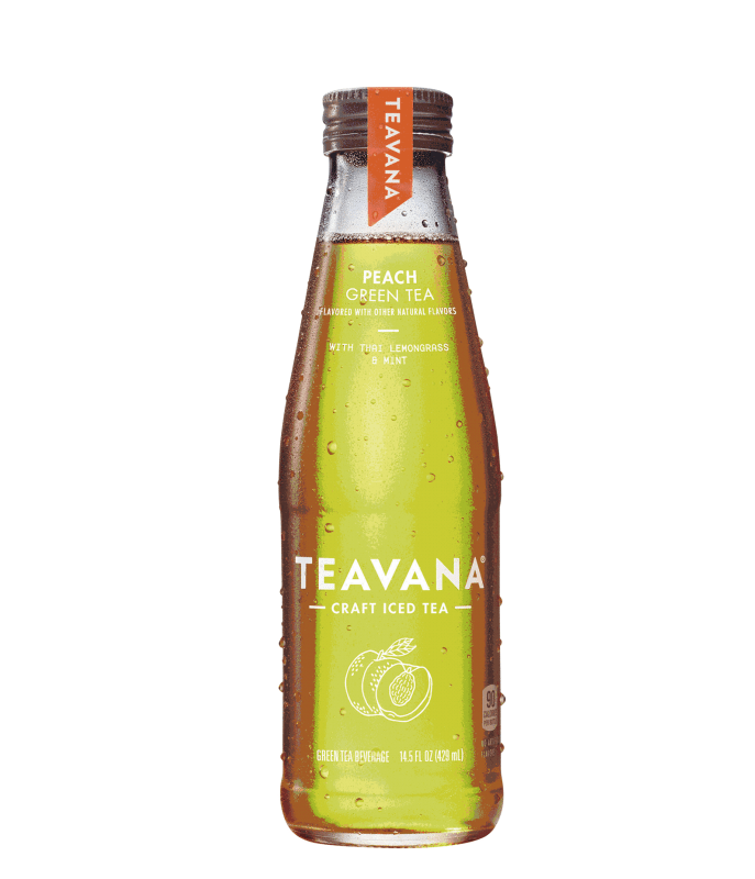 Teavana, Peach Green Tea
