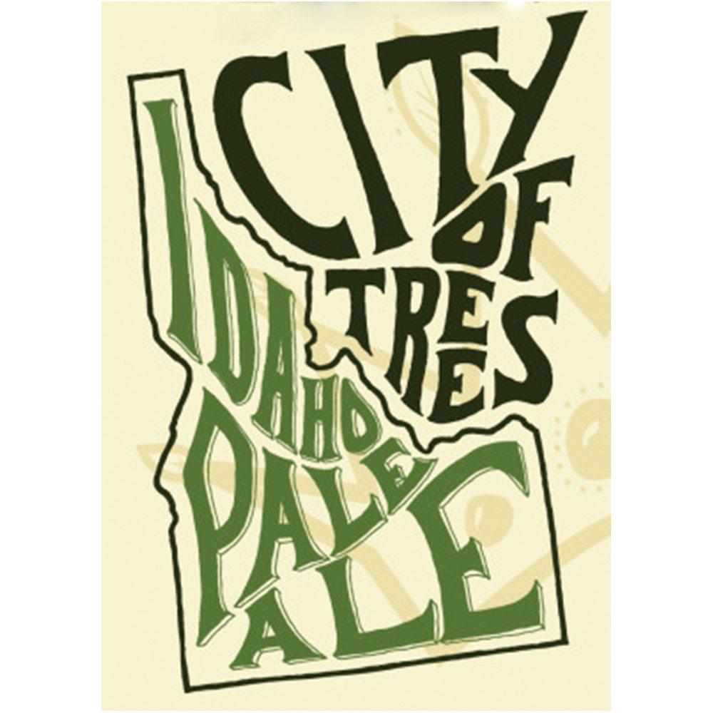 Woodland Empire, City of Trees IPA