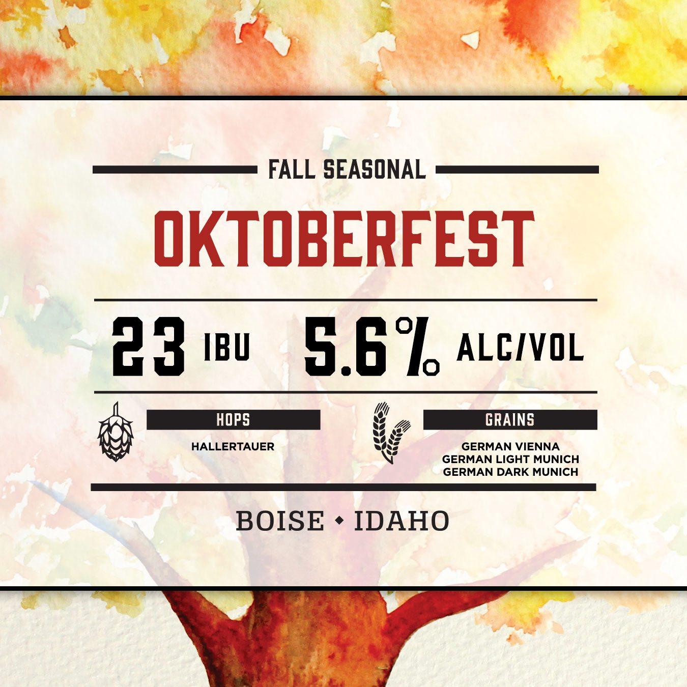 FALL: Lager: Edge, Oktoberfest