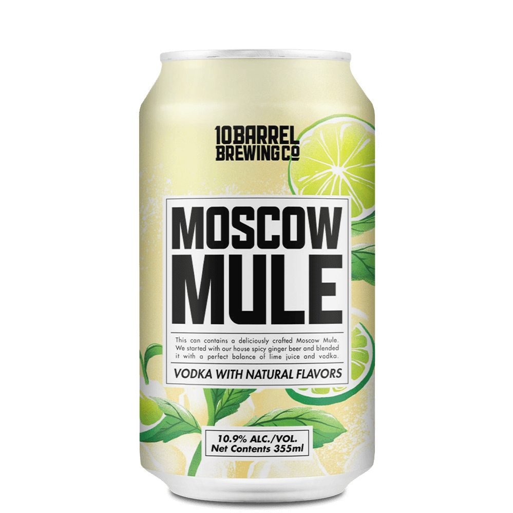 10 Barrel Brewing, Moscow Mule