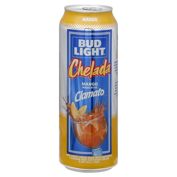 Bud Light, Chelada Mango