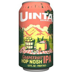 Uinta, Grapefruit Hop Nosh