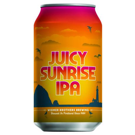 Widmer, Juicy Sunrise IPA