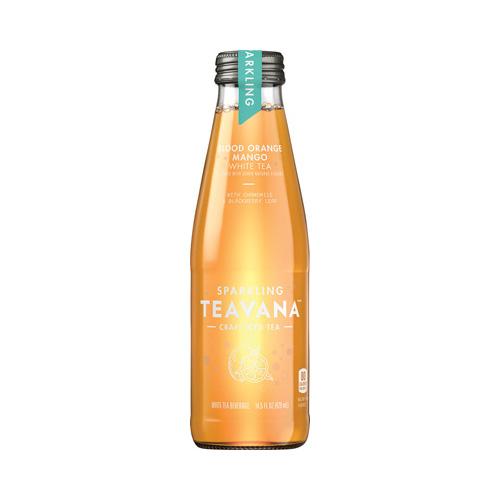 Teavana, Sparkling Blood Orange Mango White Tea