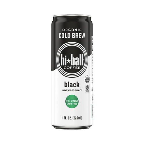 Hiball, Black Coffee