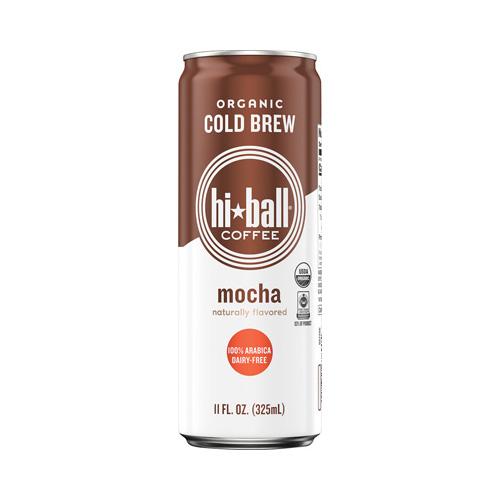 Hiball, Mocha Coffee