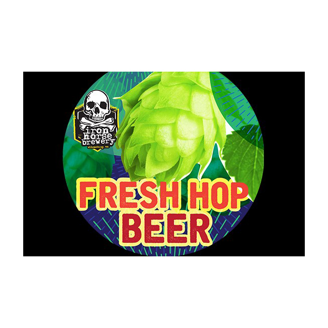 Iron Horse, Fresh Hop Beer  *** Keg Only***