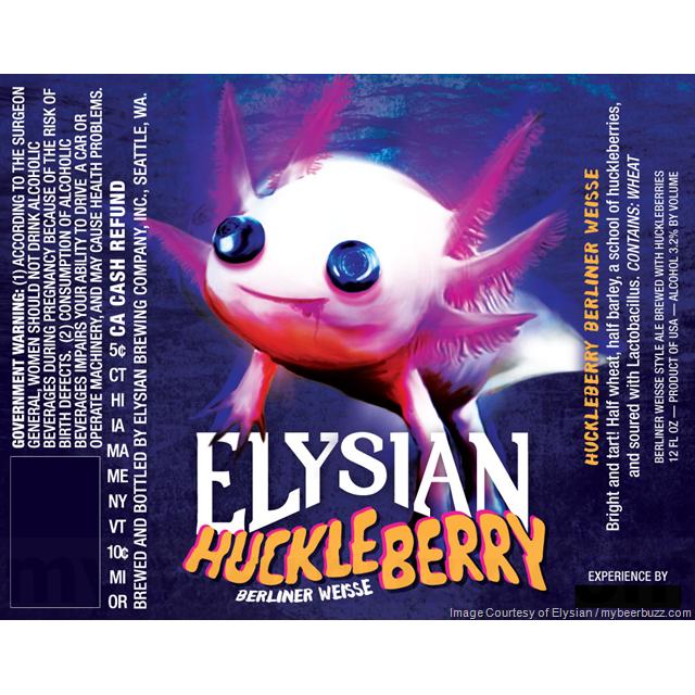 Elysian, Huckleberry Weisse