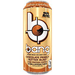 bang, Chocolate Peanut Butter Blast