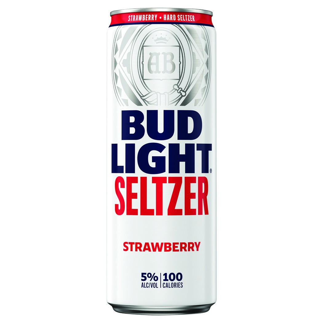 Bud Light Sletzer, Strawberry