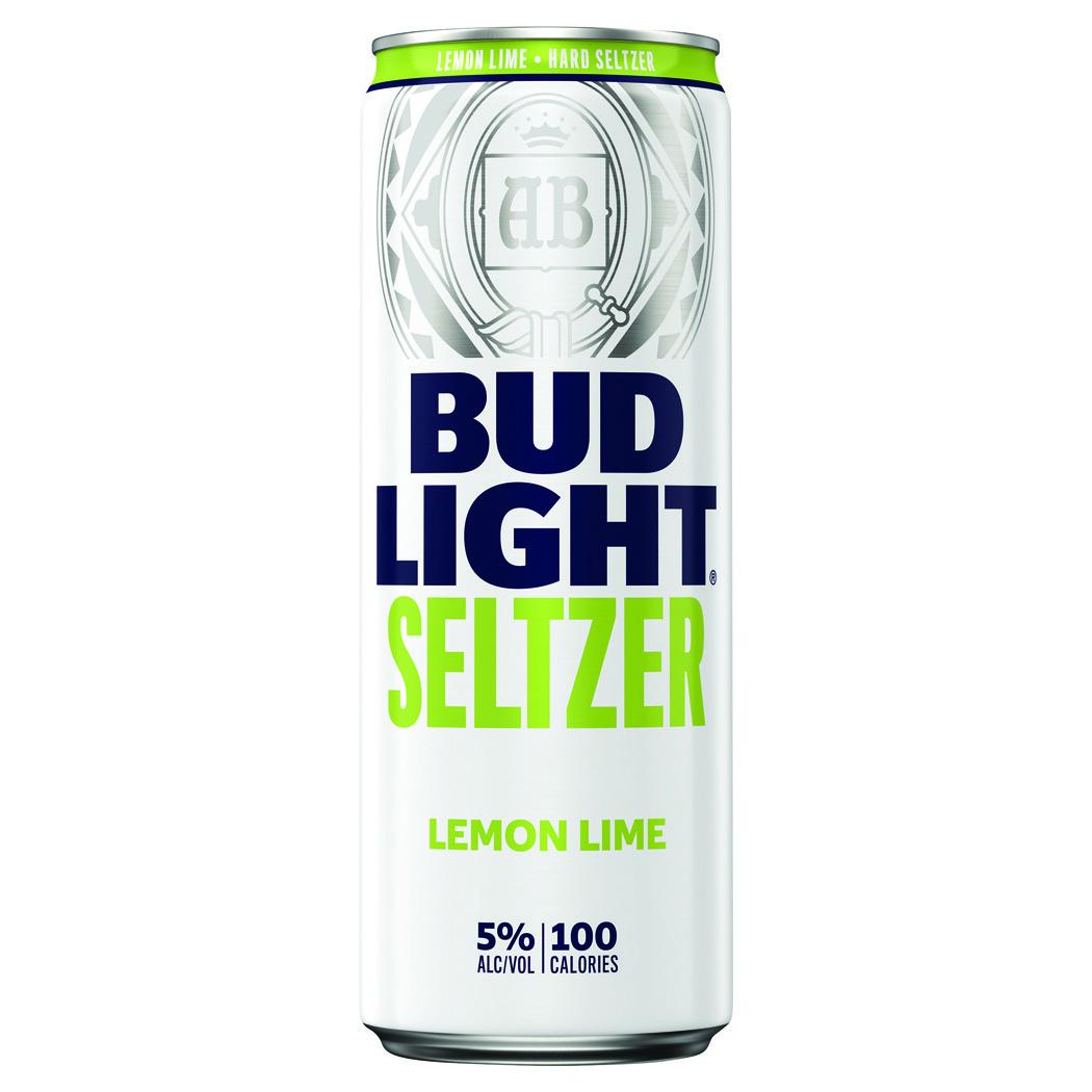 Bud Light Seltzer, Lemon Lime
