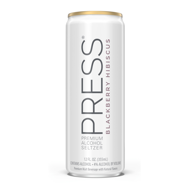 PRESS, Blackberry Hibiscus
