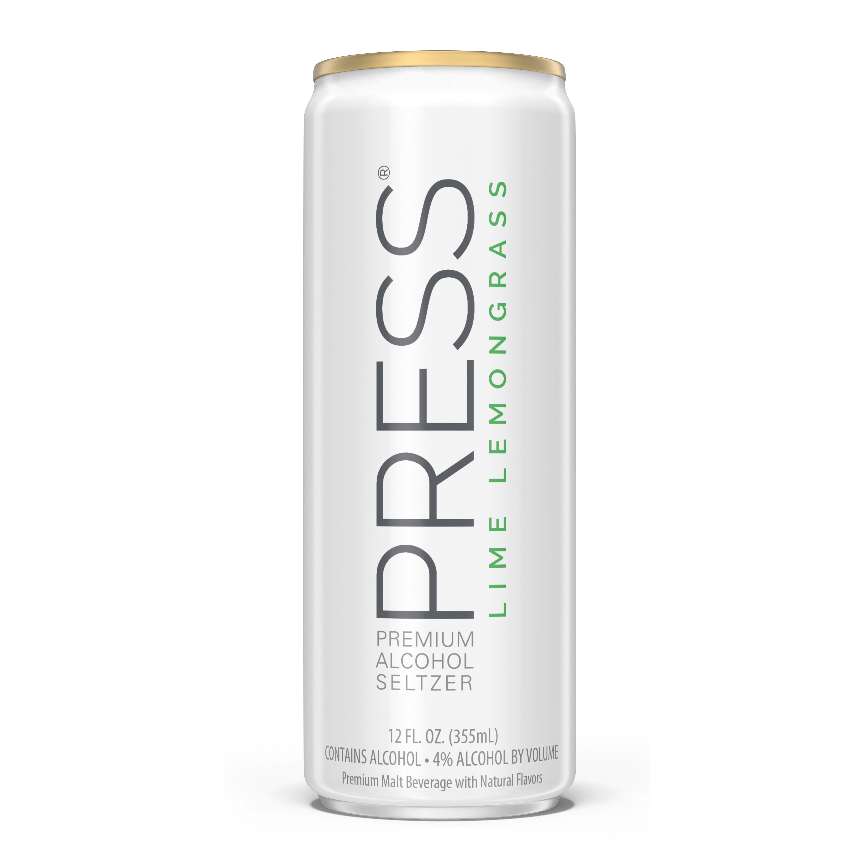 PRESS, Lime Lemongrass