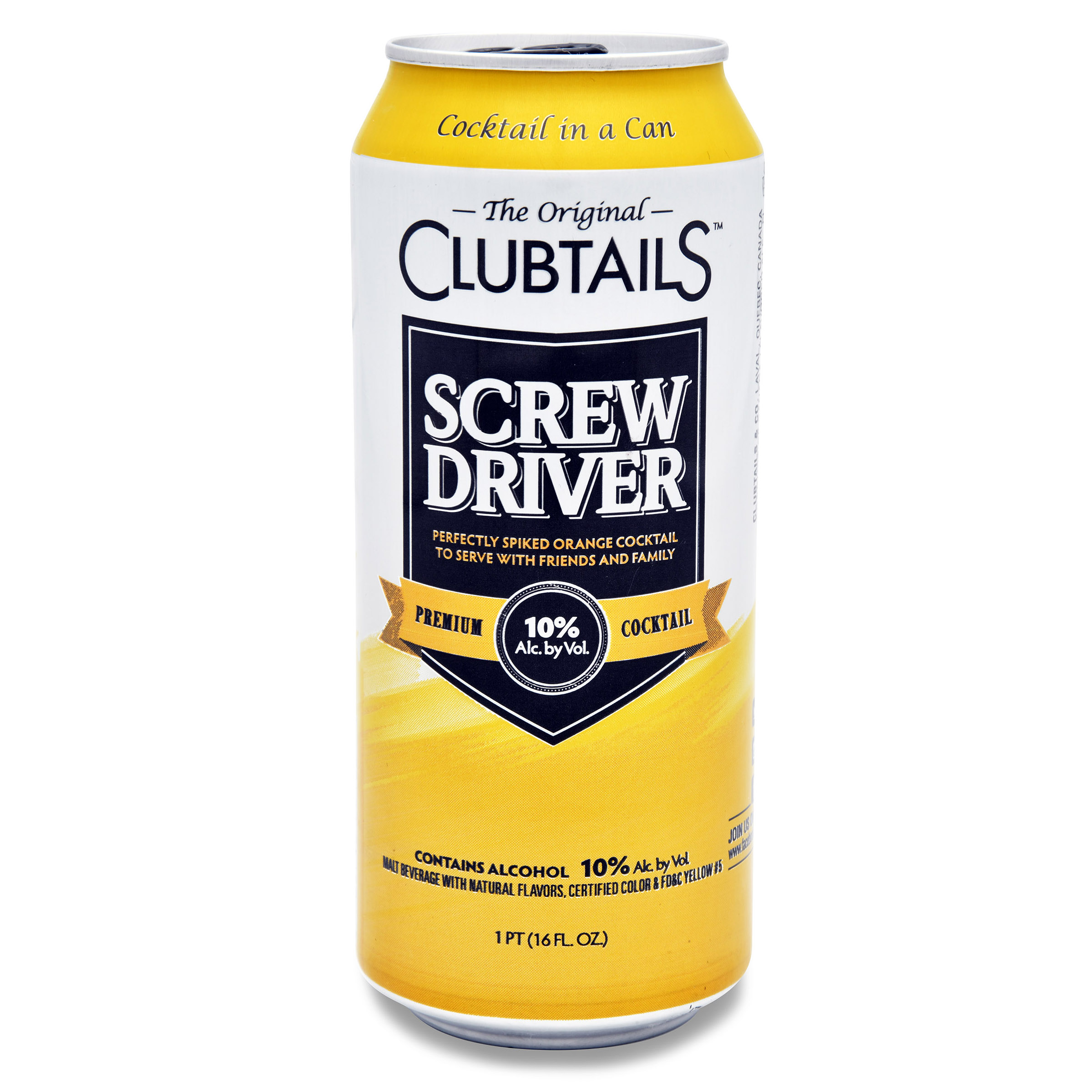 Clubtails, Screwdriver