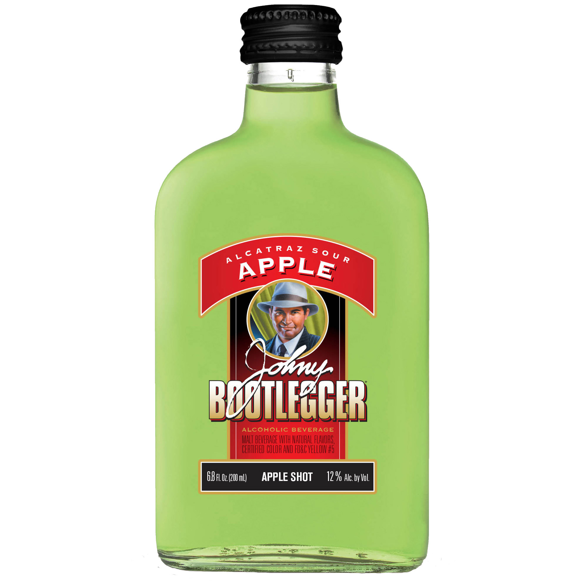 Johny Bootlegger, Alcatraz Sour Apple