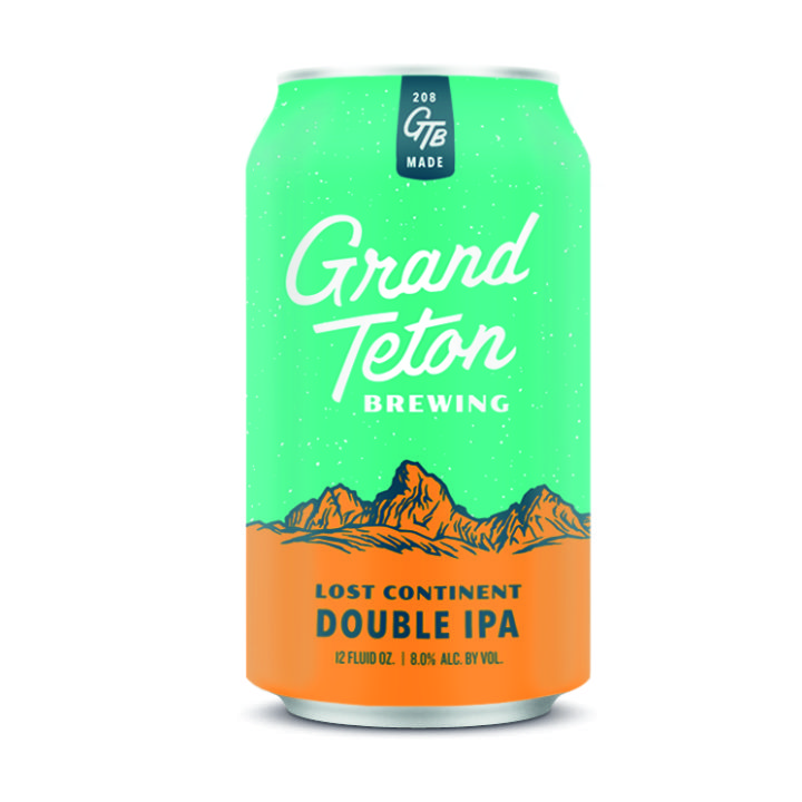 SPRING: IPA: Grand Teton, Lost Continent