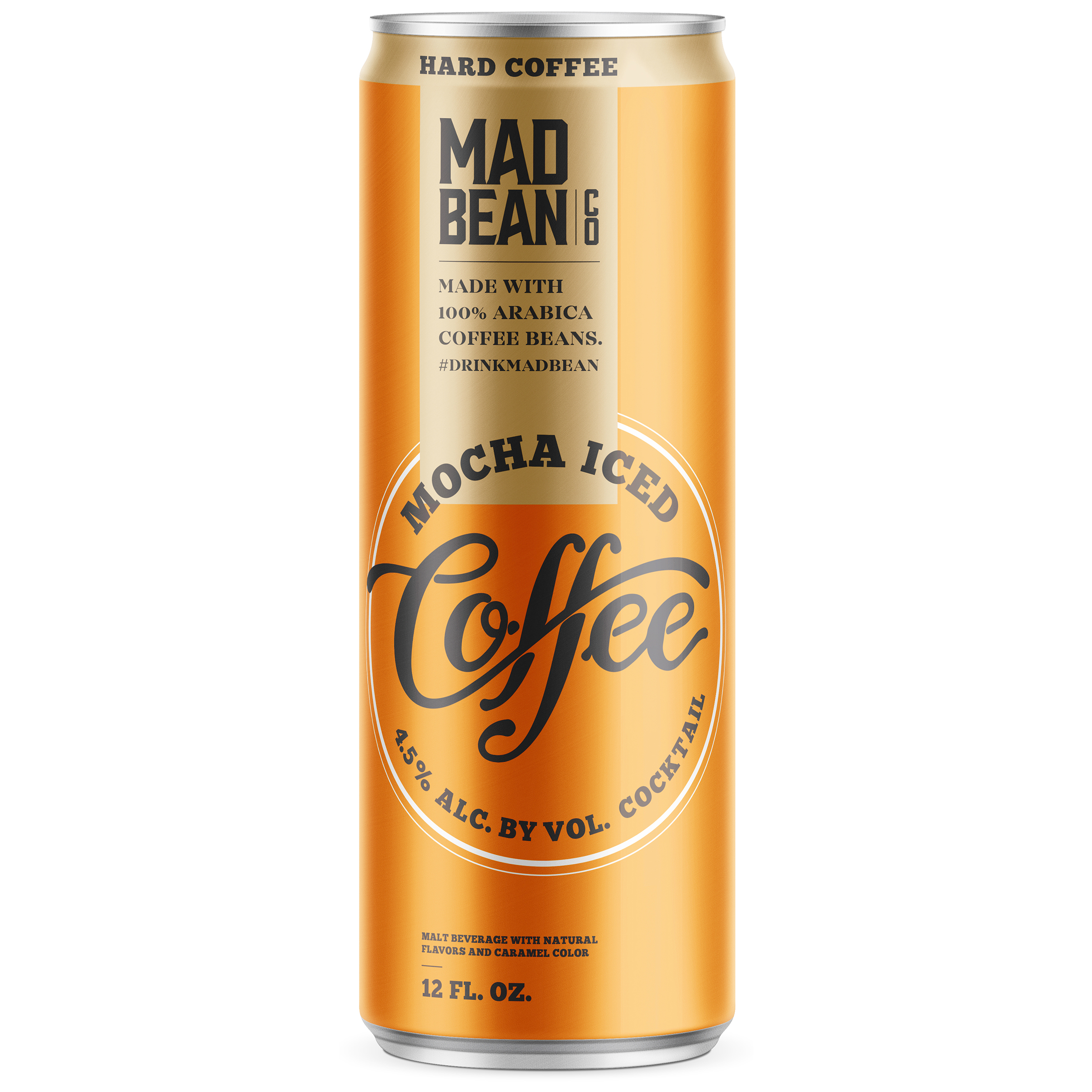 Mad Bean, Mocha Hard Coffee
