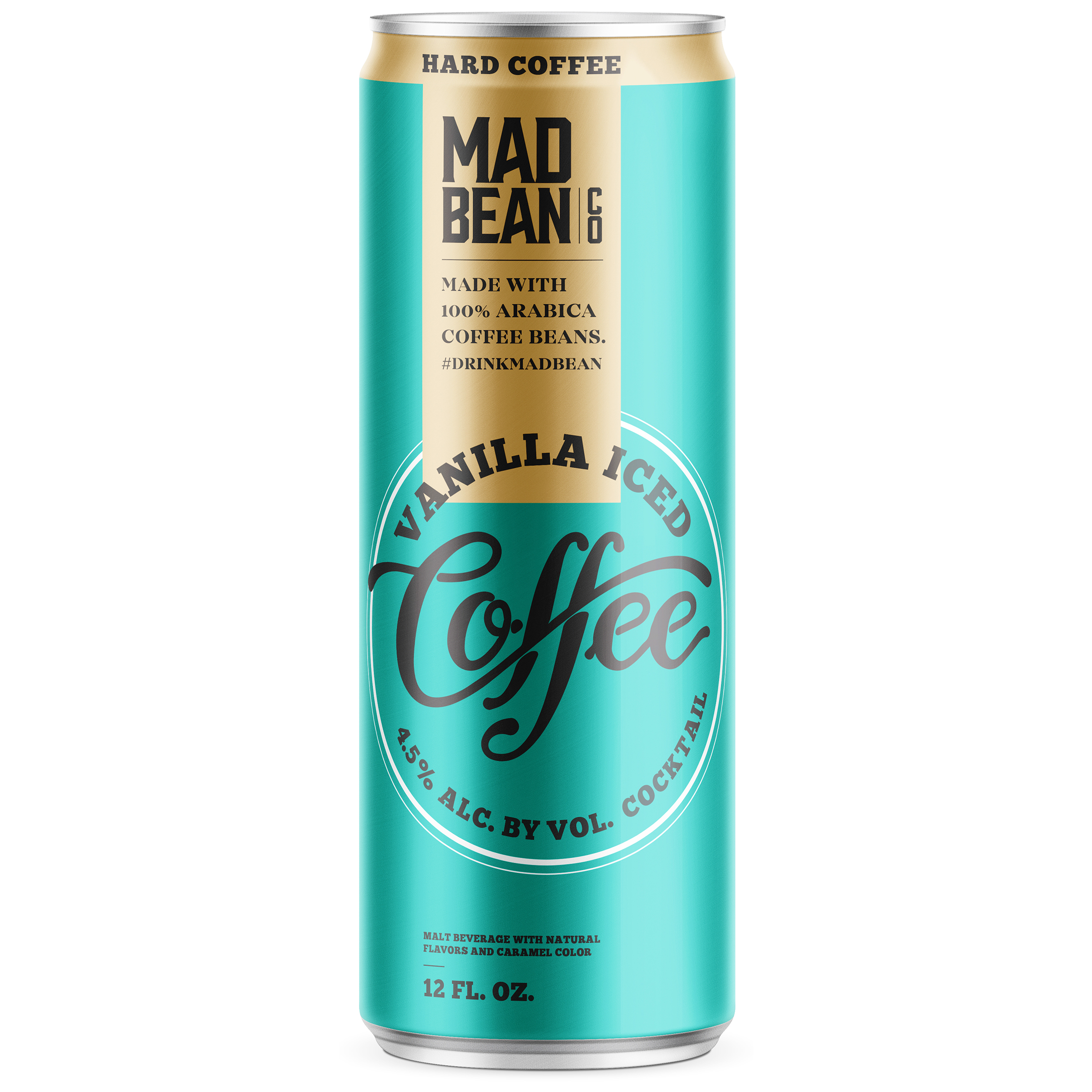 Mad Bean, Vanilla Hard Coffee
