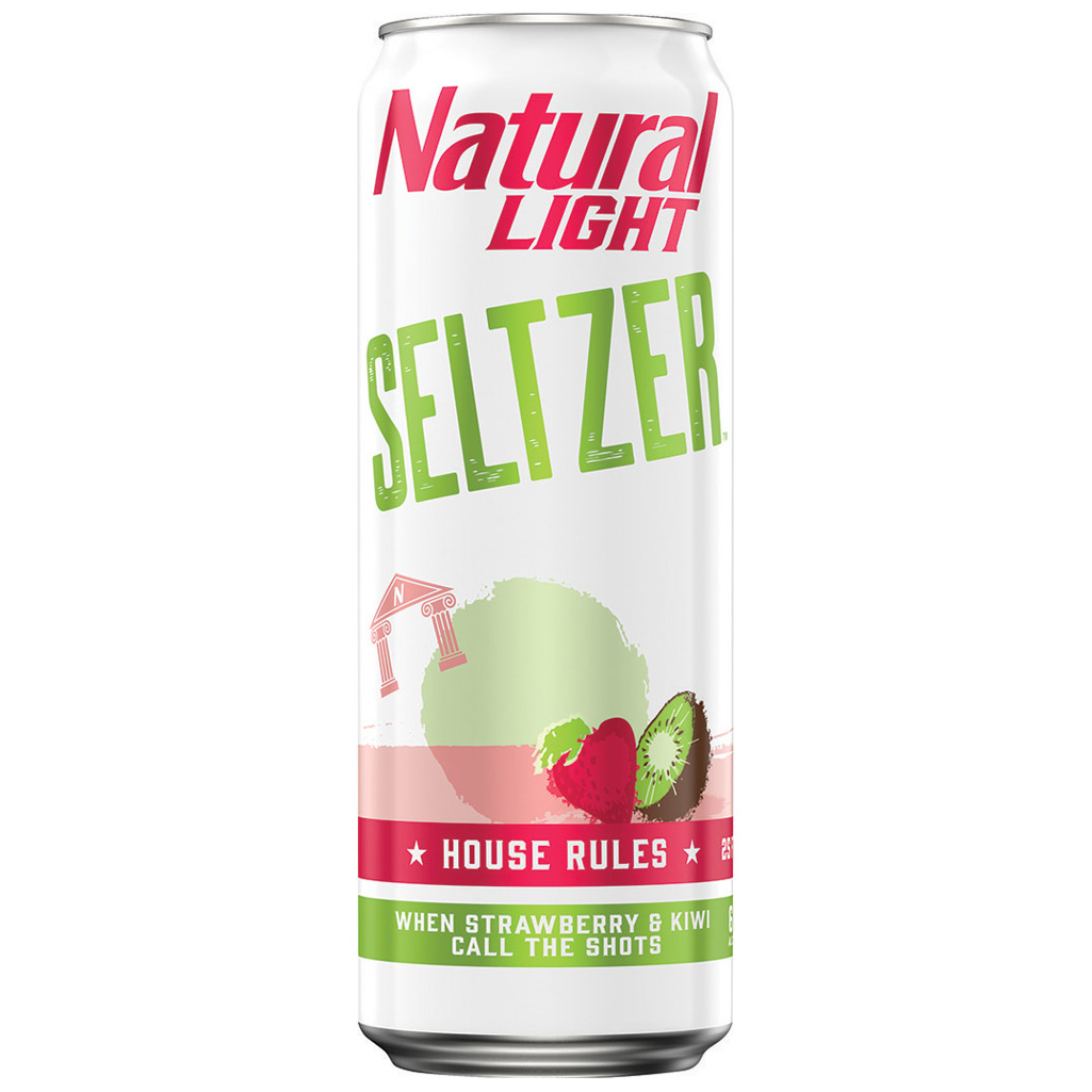 Natural Light Seltzer, House Rules