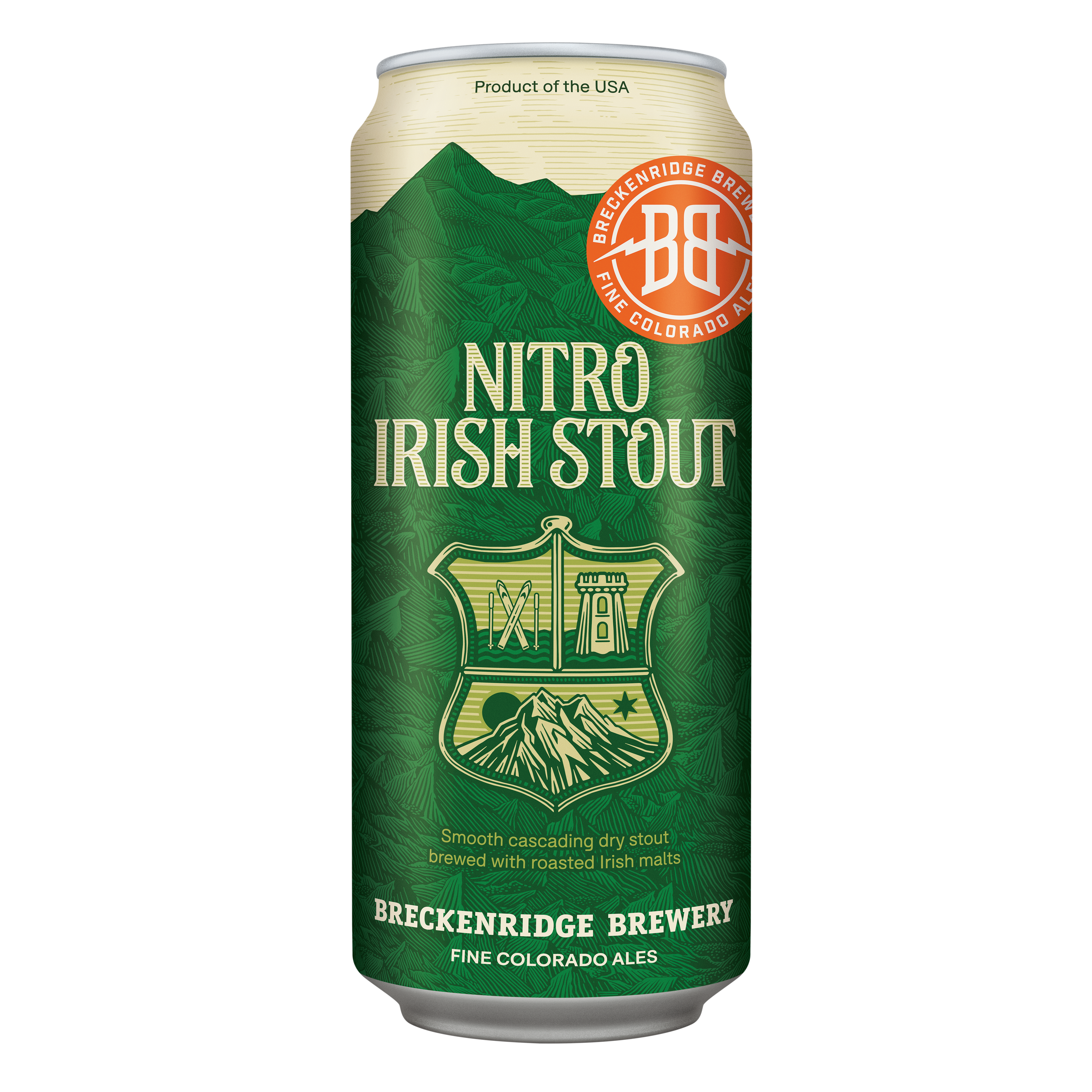 Breckenridge, Nitro Irish Stout
