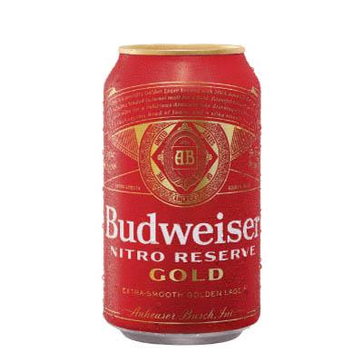Budweiser, Nitro Reserve Gold