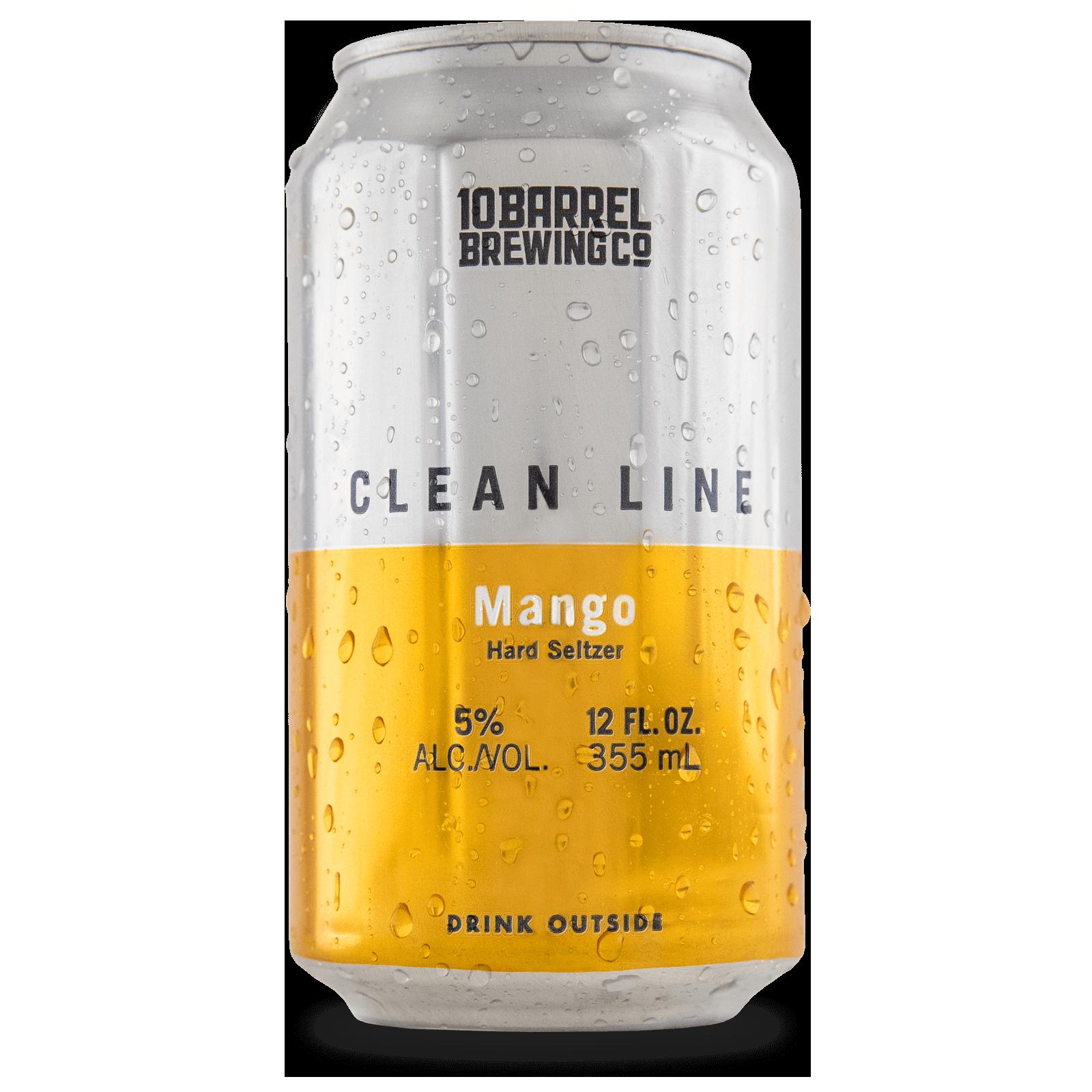 10 Barrel, Clean Line Seltzer