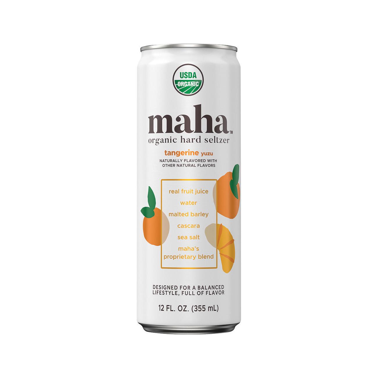 Maha, Tangerine Yuzu
