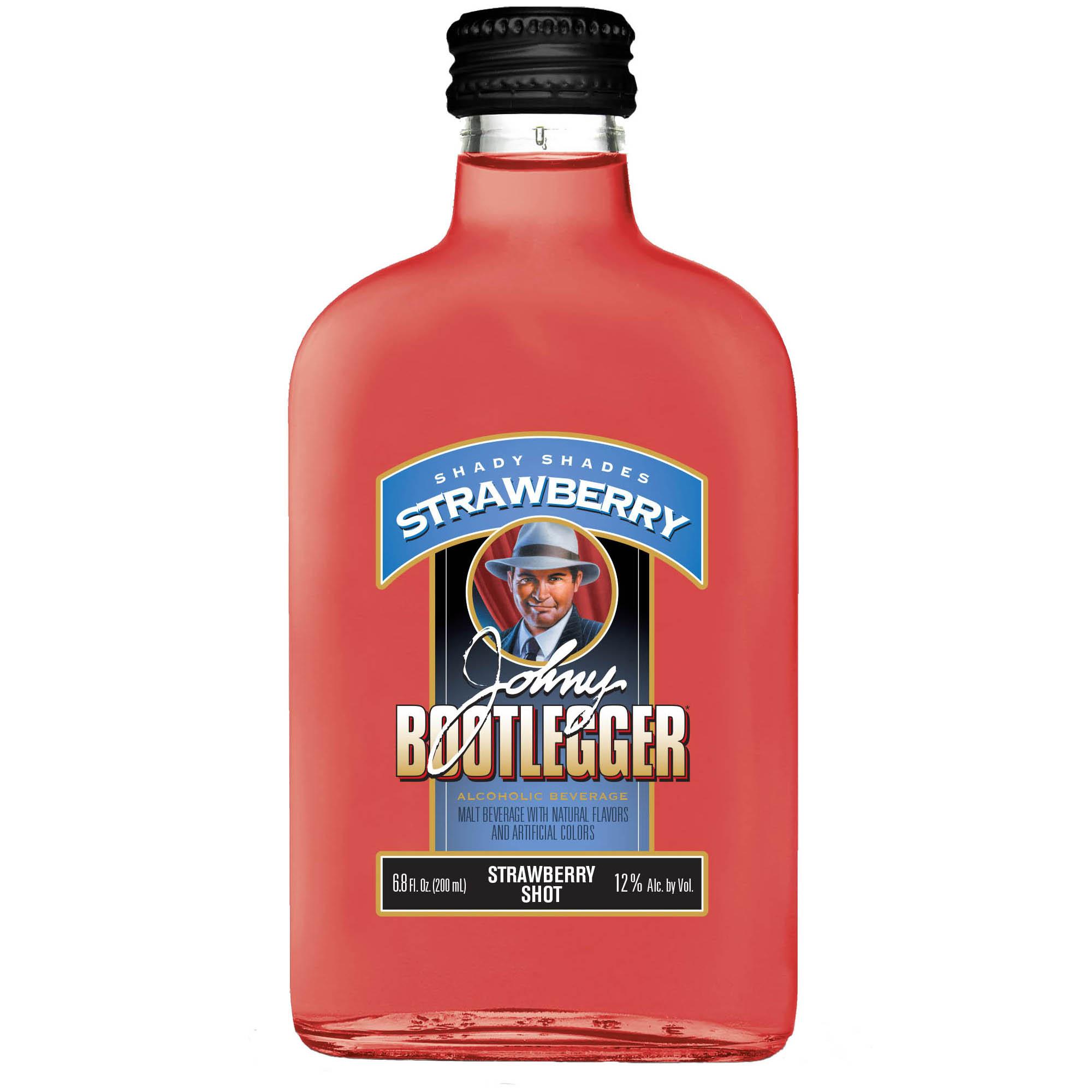 Johny Bootlegger, Shady Shades Strawberry