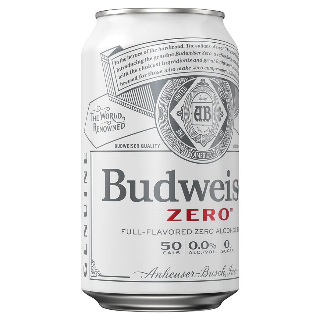 Budweiser, Zero