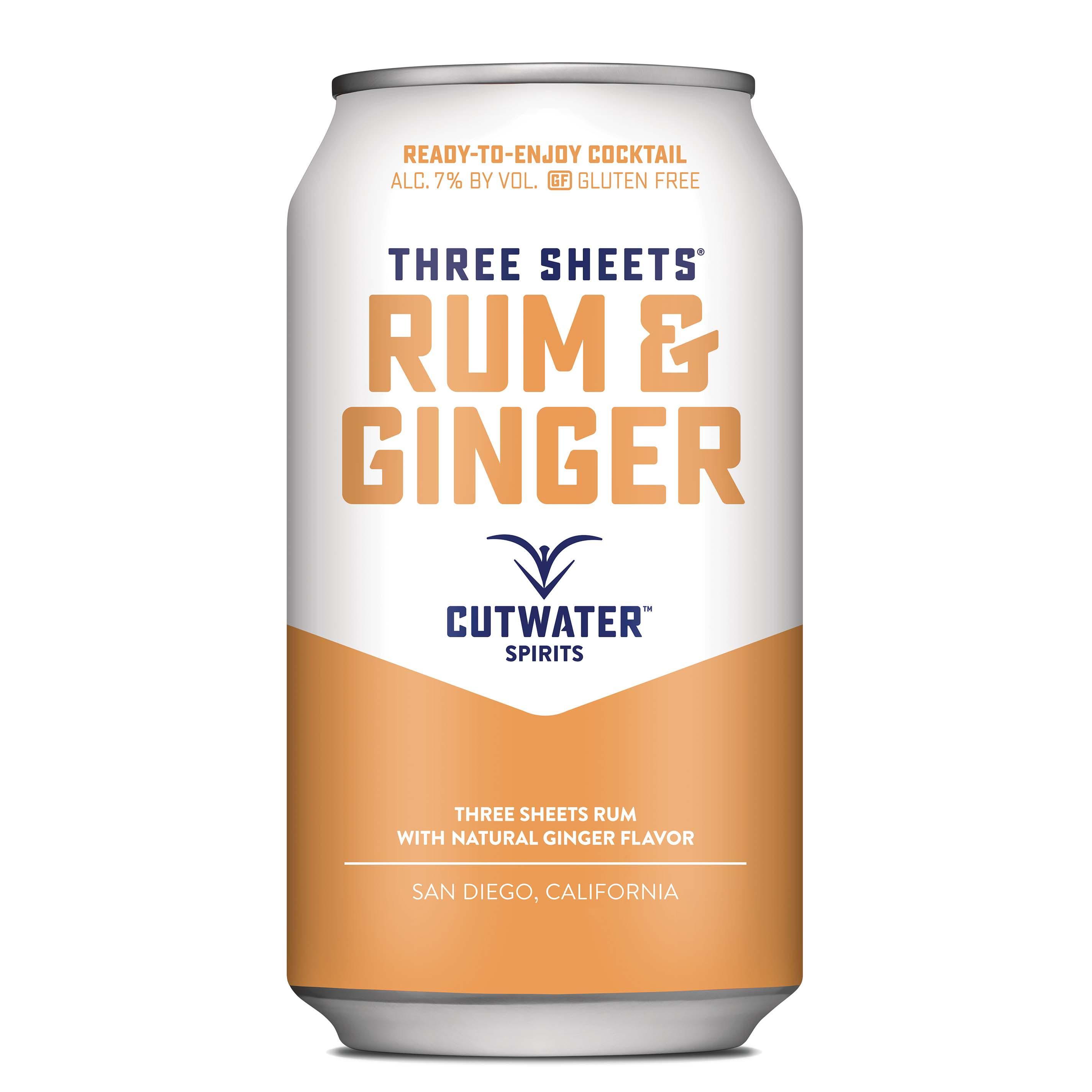 Cutwater, Rum & Ginger