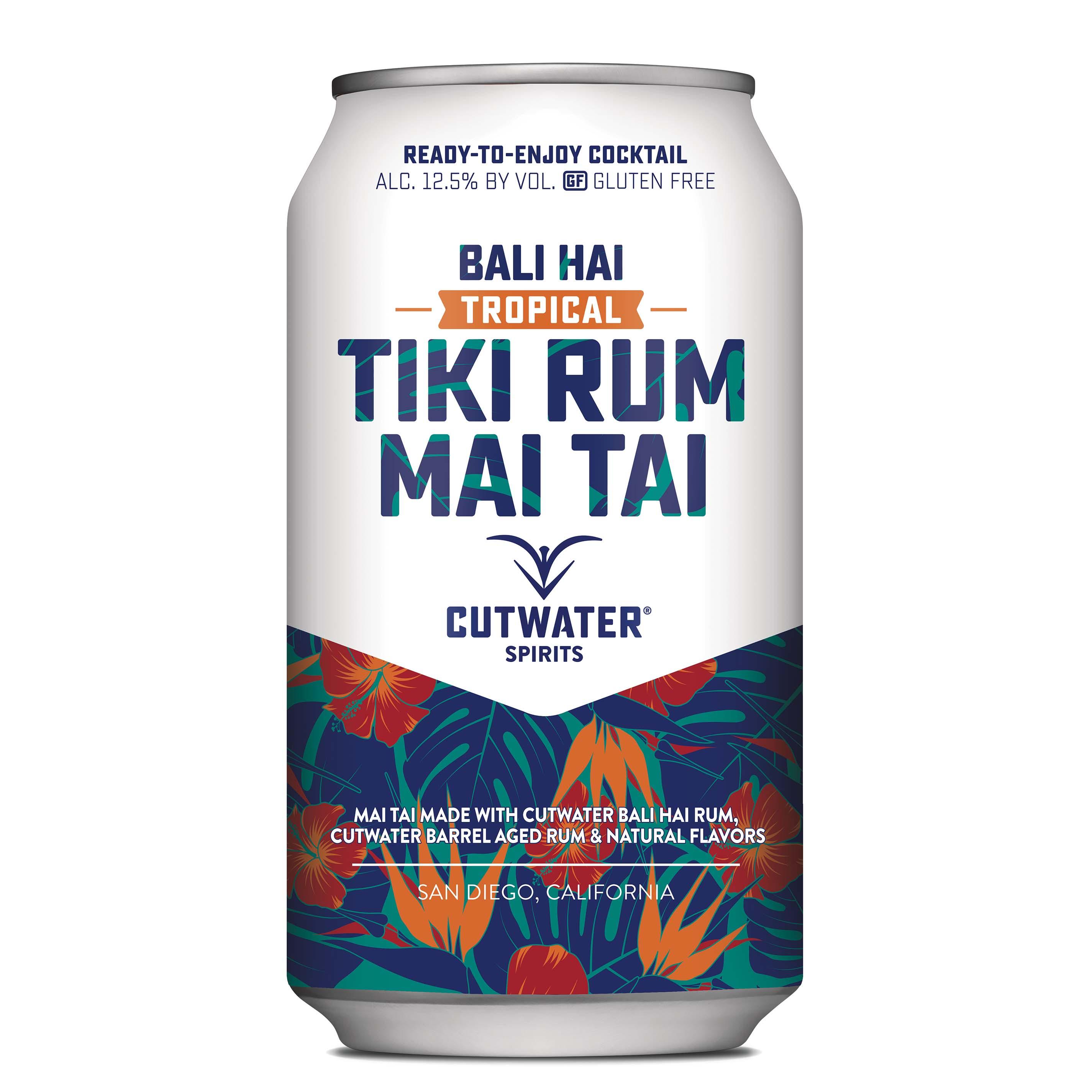 Cutwater, Tiki Rum Mai Tai