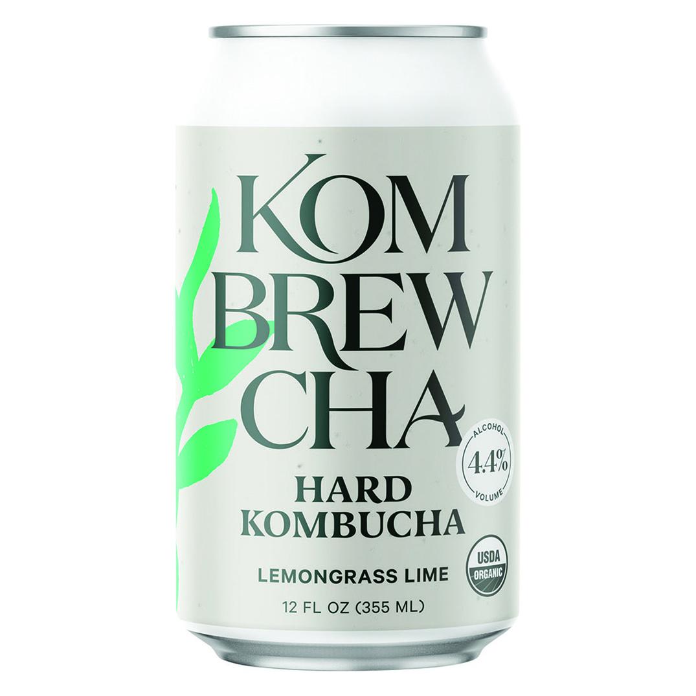Kombrewcha, Lemongrass Lime