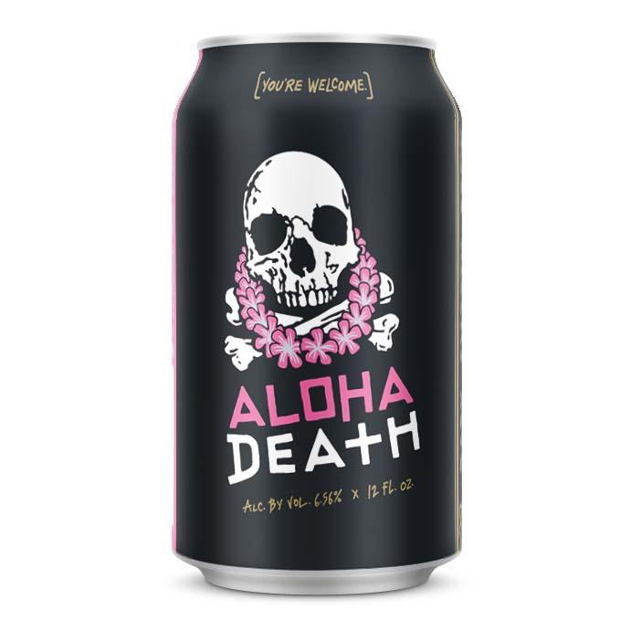SUMMER: Ale: Iron Horse, Aloha Death