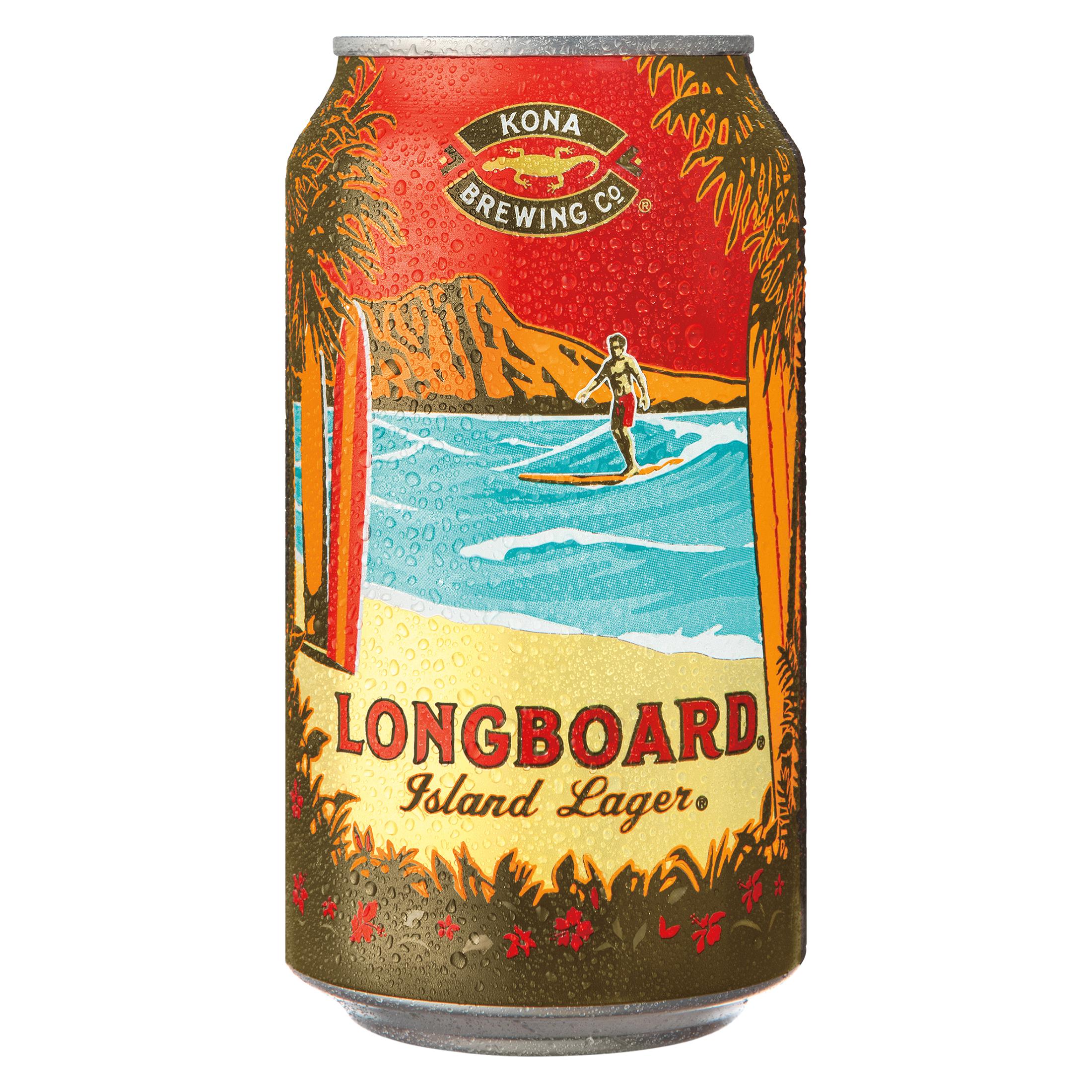 Kona, Longboard