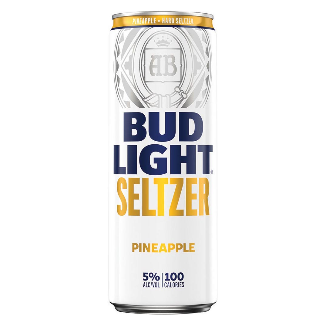 Bud Light Seltzer, Pineapple