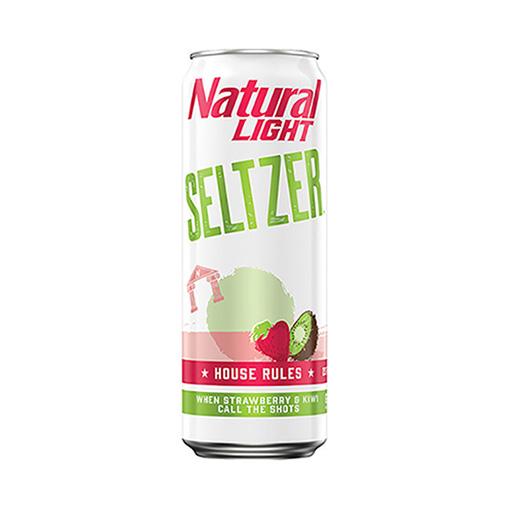 Natural Light Seltzer, House Rules