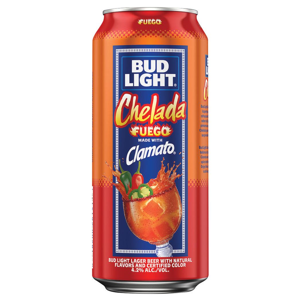 Bud Light, Chelada Fuego