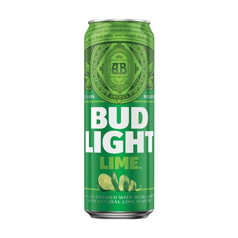 Bud Light, Lime