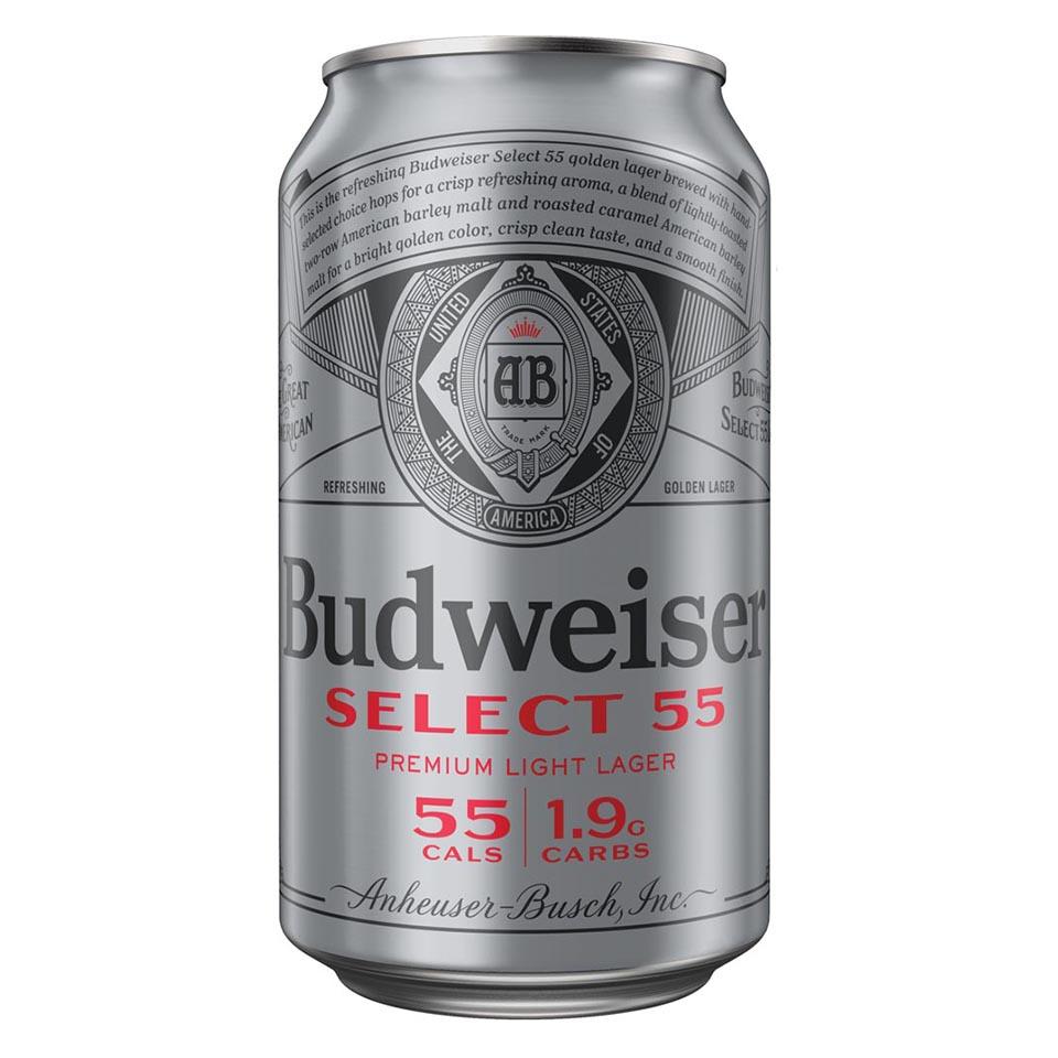 Budweiser, Select 55