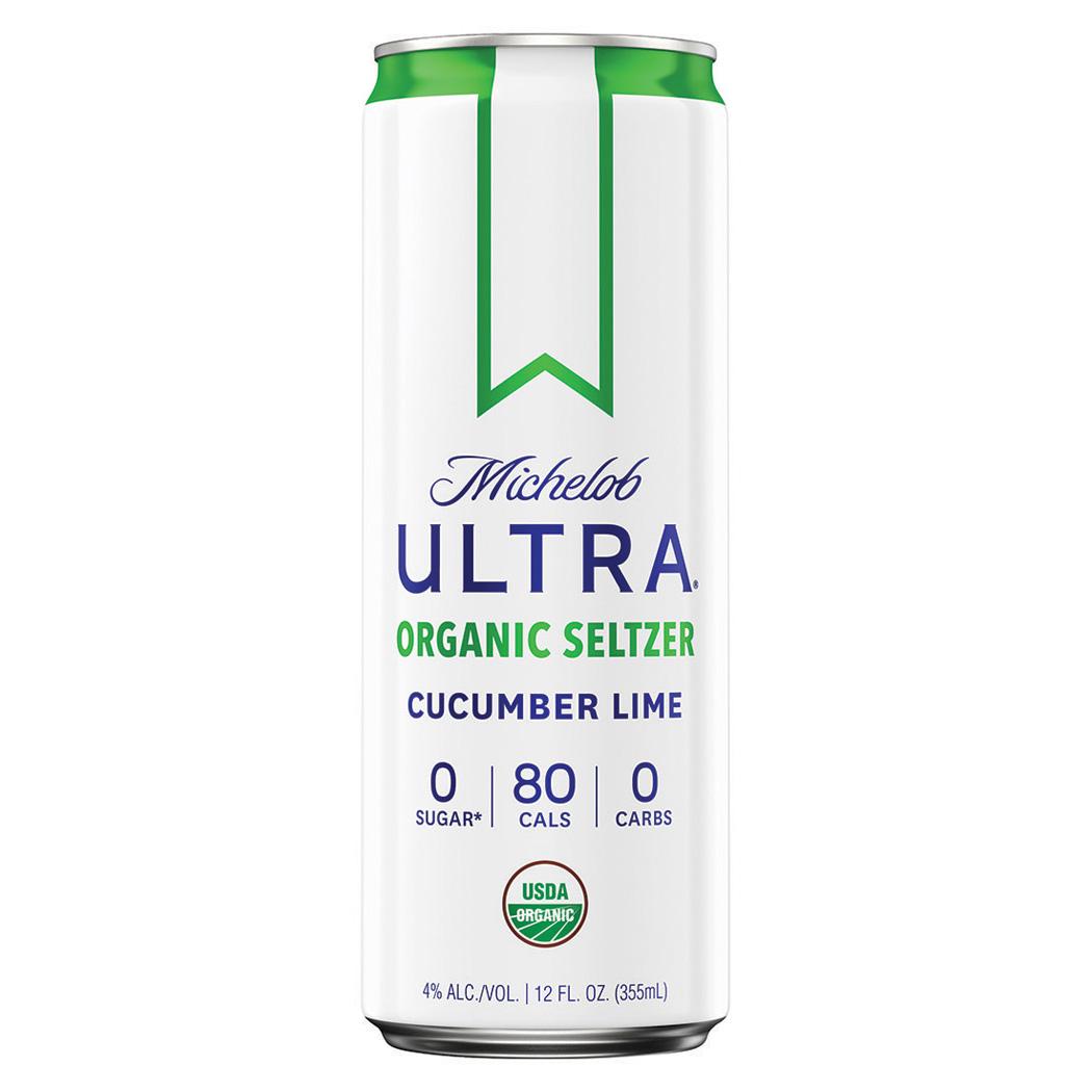 Michelob Ultra Seltzer, Cucumber Lime